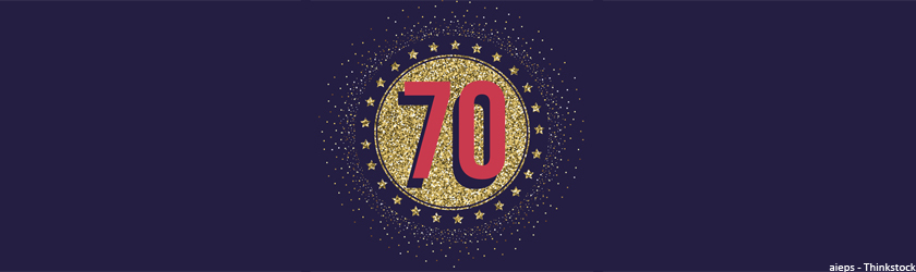 70 Jahre plus