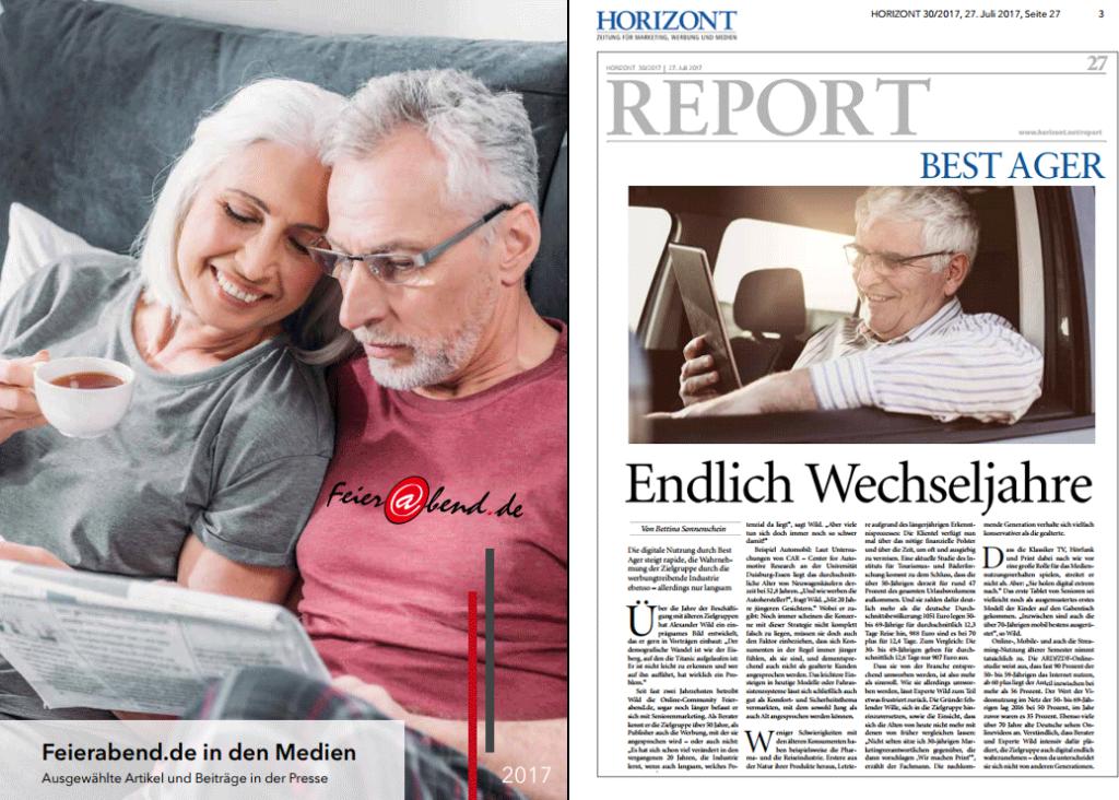 Feierabend.de in den Medien