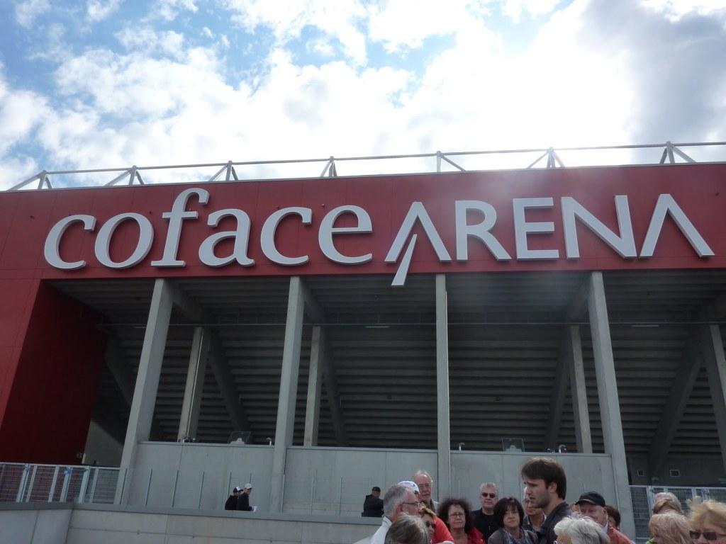 09 coface arena 2 ausfluege und veranstaltungen 2011 for Compagnie francaise d assurance pour le commerce exterieur