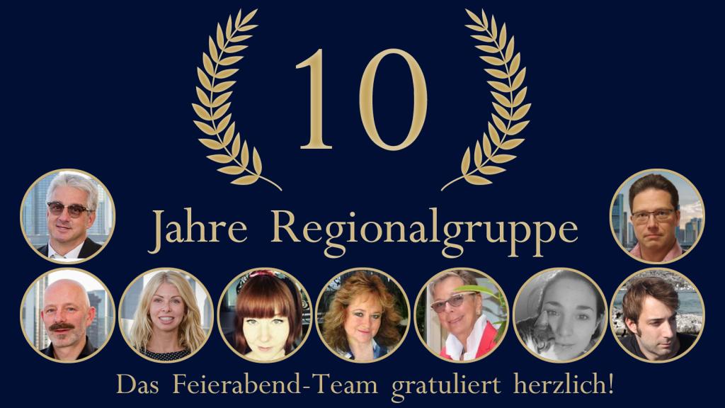 10 Jahre Regionalgruppe Mainz