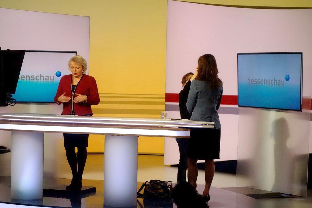 16 hr fernsehen hessenschau ii for Hessenschau moderatoren