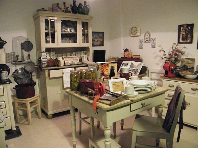 besuch im k chenmuseum ausfluege nienburg. Black Bedroom Furniture Sets. Home Design Ideas