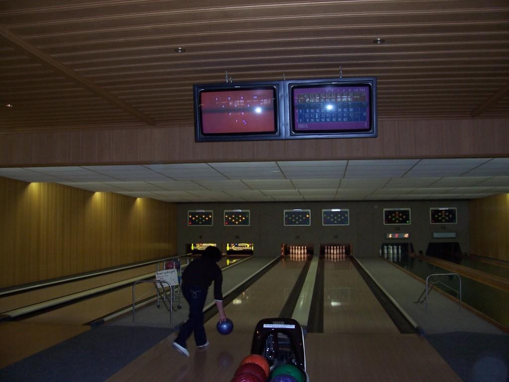 Bowling in der Räuberschänke Frankenstein - Bowling -