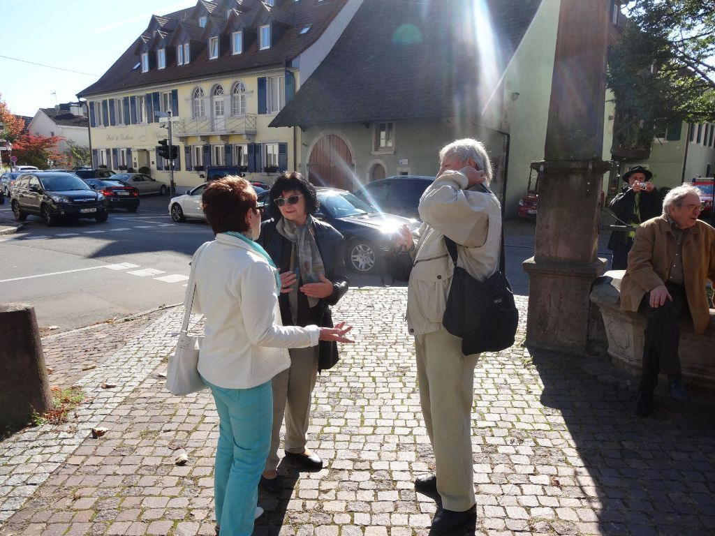 10. Basler - Hock 2013 /Ortsführung Altweil /D - Basel