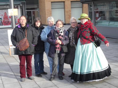 Feierabend auf dem Esslinger Weihnachtsmarkt