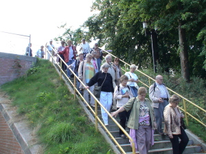 Fahrt nach Greifswald am 30.8.2008