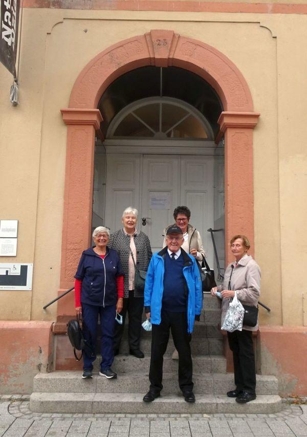 Mitglieder der Regionalgruppe Basel