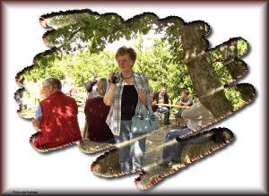 Baumblütenfest in Werder im Mai 2007