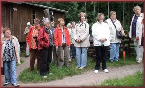 Kloster Neuzelle - Regionalgruppe Frankfurt Oder im Juni 08