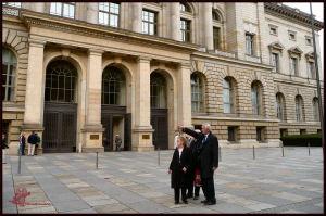 Bundesrat und Preußischer Landtag im Oktober 2008