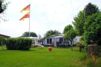 Ein schönes Plätzchen auf dem Campingplaz in Drakenburg