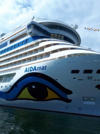 Kreuzfahrtschiff AIDAmar