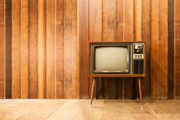 Fernseher aus den 50er/60er Jahren